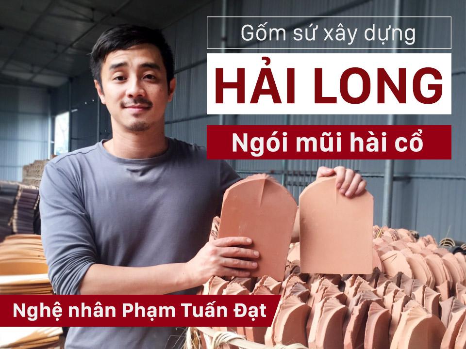 ngoi mui hai co - nghe nhan Pham Tuan Dat