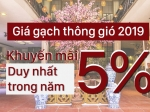 Gia gach thong gio Hai Long 2019