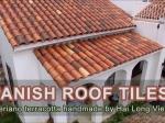 spanish roof tiles