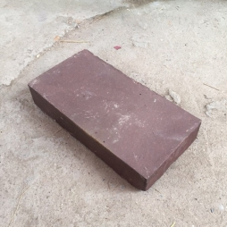Gạch xây không trát nâu đen 300x150x50 mm - Hải Long Tiles
