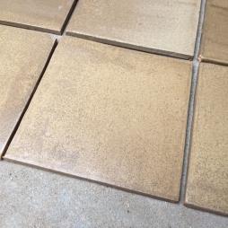 Gạch men Vàng Gấm Cổ 300x300x15 mm