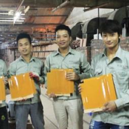 Nhà máy ngói Kawara Hải Long