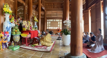 gạch cổ lát nền cho chùa đình miếu - Gốm sứ xây dựng Hải Long Tiles