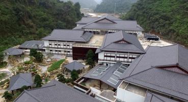Resort phong cách Nhật - Quảng Ninh