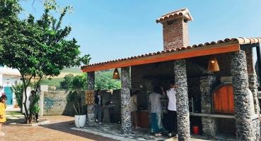 biệt thự sân vườn Hải Long Tiles
