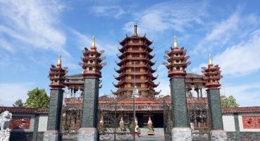 chùa xá lợi phật ngọc vĩnh long