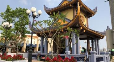 Kiến trúc Miếu Quan Âm - Tp. HCM