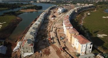 ngói địa trung hải cho khu nghỉ dưỡng - Hải Long Tiles