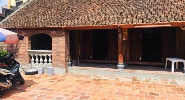 Kiến trúc gạch cổ nhà thờ họ chú Sơn tại Bắc Ninh hinh 4
