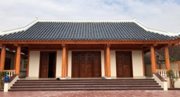 Nhà thợ dòng họ Tỉnh Thái Nguyên hinh 8