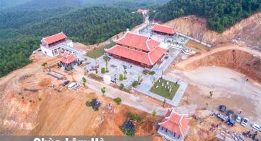Chùa Lâm Hà Diễn Châu Nghệ An