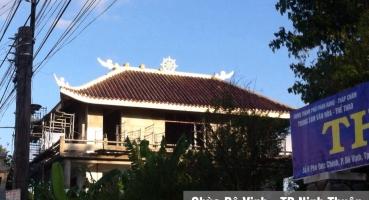 Chùa Đô Vinh Ninh Thuận