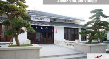 Ngói lợp Nhà hàng tiệc cưới Almaz - Vincom Village Sài Đồng