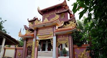 Ngói lợp chùa Giác Long Vĩnh Long