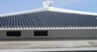 Ngói lợp Nhà hàng tiệc cưới Almaz - Vincom Village Sài Đồng hinh 5
