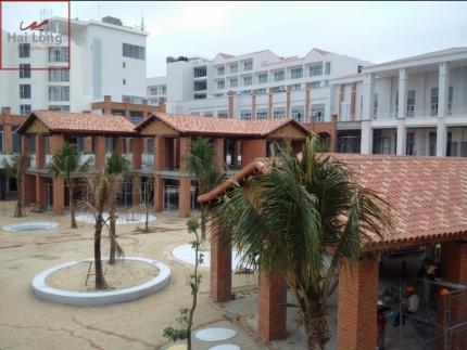 Kiến trúc địa trung hải tại Nam Hội An