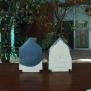 Ngói vảy cá nhọn men xanh Blue Fonte 01