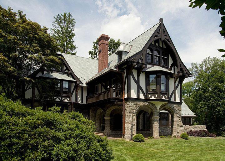 kiến trúc tudor