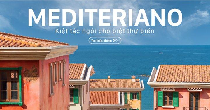 ngói mediteriano Địa Trung Hải