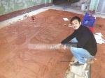Hình ảnh sản xuất của Xưởng gốm sứ xây dựng Hải Long