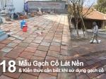 bài viết gạch cổ lát nền Hải Long Tiles
