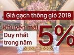 Gia gach thong gio Hai Long 2019