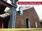 gach the op tuong gia co Hai Long Tiles
