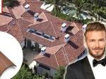 Ngói lợp Biệt thự phong cách Địa Trung Hải của David Beckham