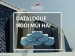 Catalogue ngói Mũi Hài - Ngói vảy cá