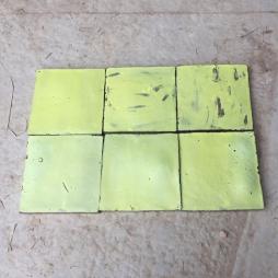 Gạch gốm thủ công ĐTH (Xanh cỏ non)