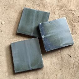gạch lát sân vườn đẹp men màu xám ghi đá Hải Long tiles
