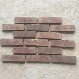 Gạch thẻ giả cổ ốp tường G6