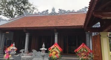 Ngói lợp nhà thờ họ Hải Long Tiles