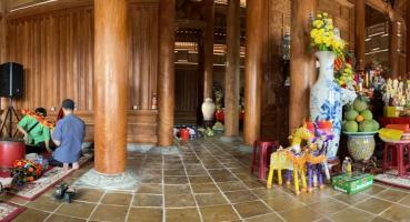 gạch cổ lát nền Bát Tràng gốm sứ xây dựng Hải Long Tiles