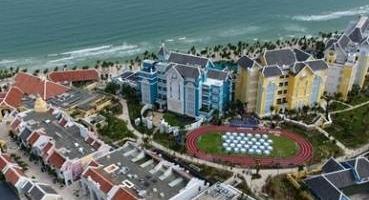 Khách sạn 6 sao J.W Marriot Phú quốc