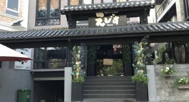 Nhà hàng phong cách Nhật Bản