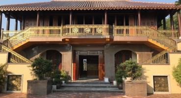Kiến trúc ngói âm dương lợp Nhà thờ - Quảng Bình