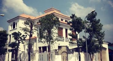Biệt thự Tp Việt trì Phú Thọ sử dụng ngói Mediteriano Địa Trung Hải