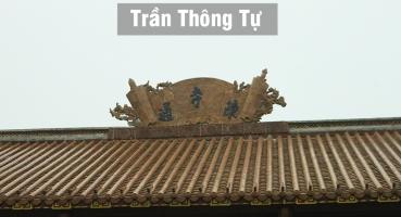 Phục chế ngôi chùa cổ: Chùa Trần Thông Tự Tp Hưng Yên