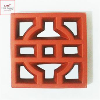 Gạch thông gió thọ cổ Bát Tràng - Hải Long Tiles