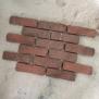 Gạch cổ ốp tường bề mặt nhám kích thước 200x55x12 mm 01